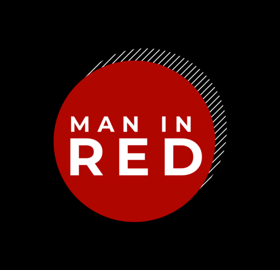 Logo Man in red