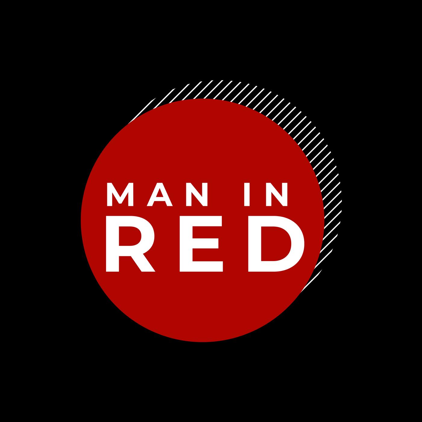 Logo Man in red