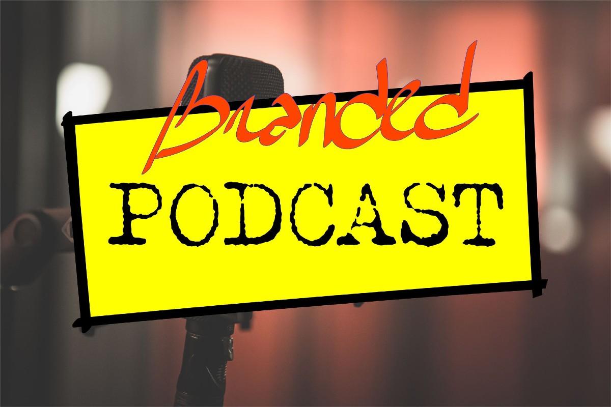 Il podcast aziendale (branded podcast) e suoi vantaggi concept